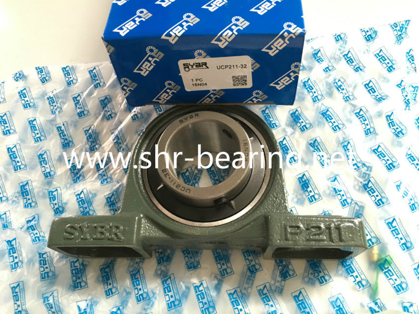 SYBR UCP208-24 Bearing Unit  for Agriculture Machinery