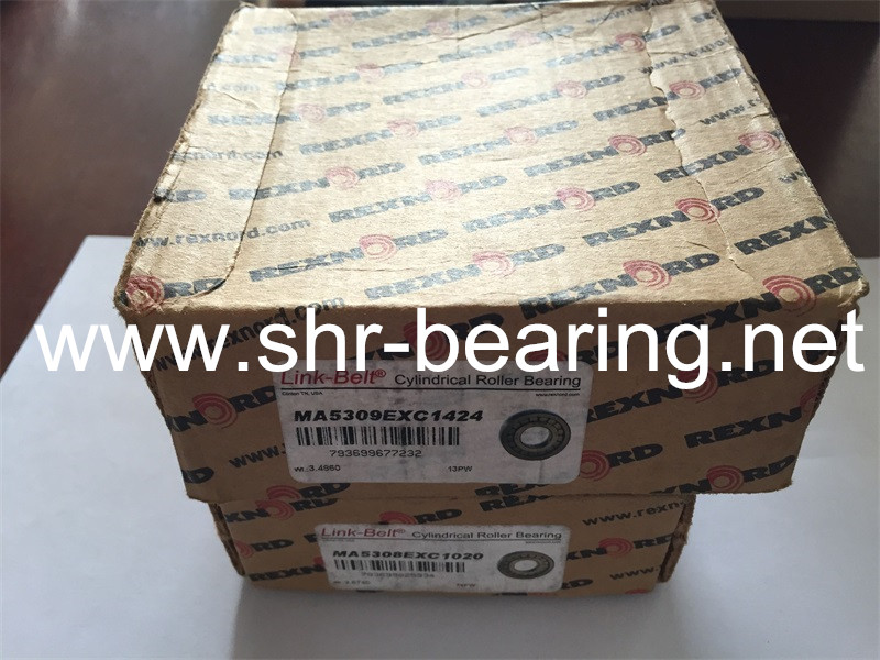 LINK-BELT Bearing MA5309EXC1424 American product Cylindrical roller bearings