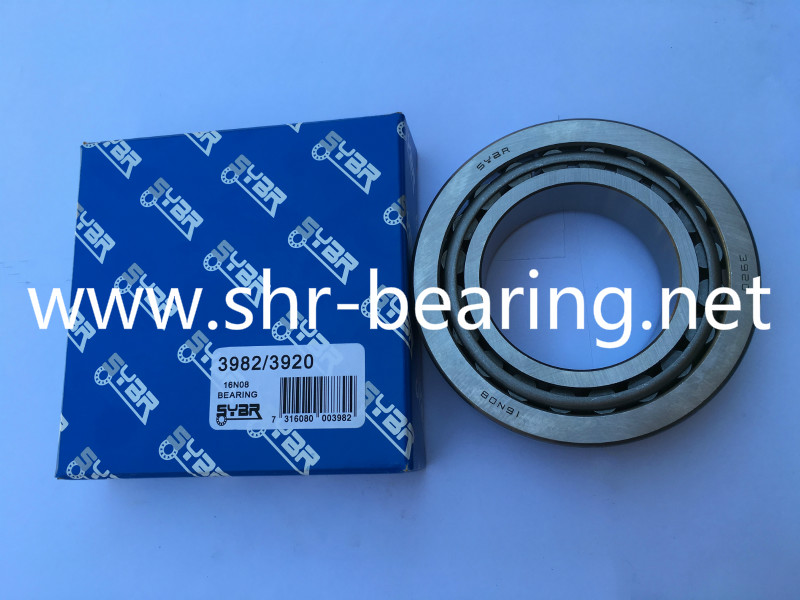 SYBR 3982/3920 Single Row tapered roller bearing