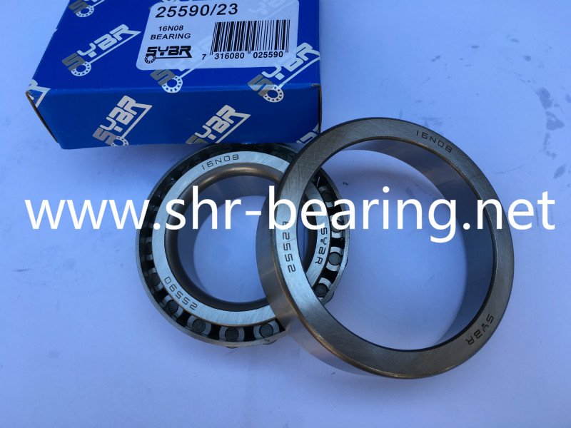 SYBR 25590/25523 Conical Roller Bearings