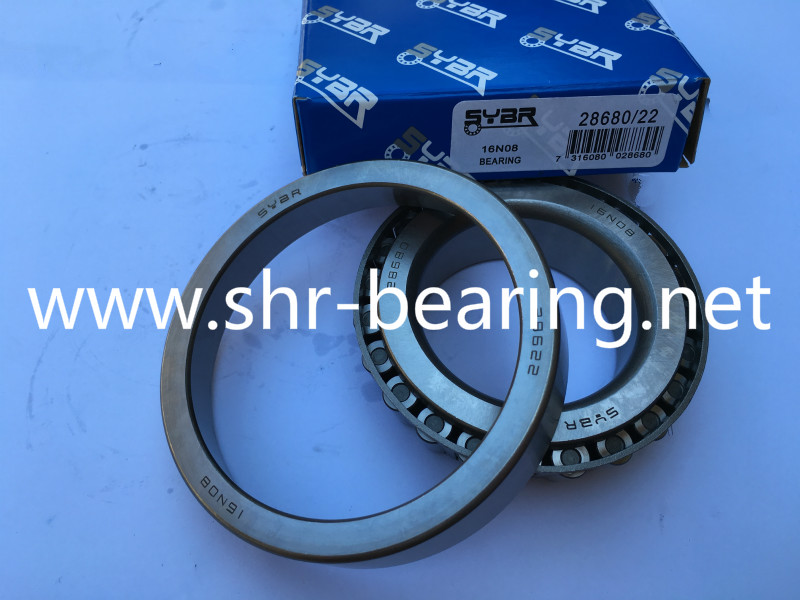 SYBR 28680/22 Tapered Roller Bearings
