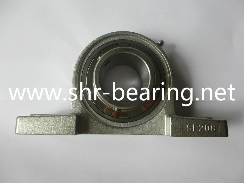 SYBR SUCP208 Stainless Steel Bearings Units