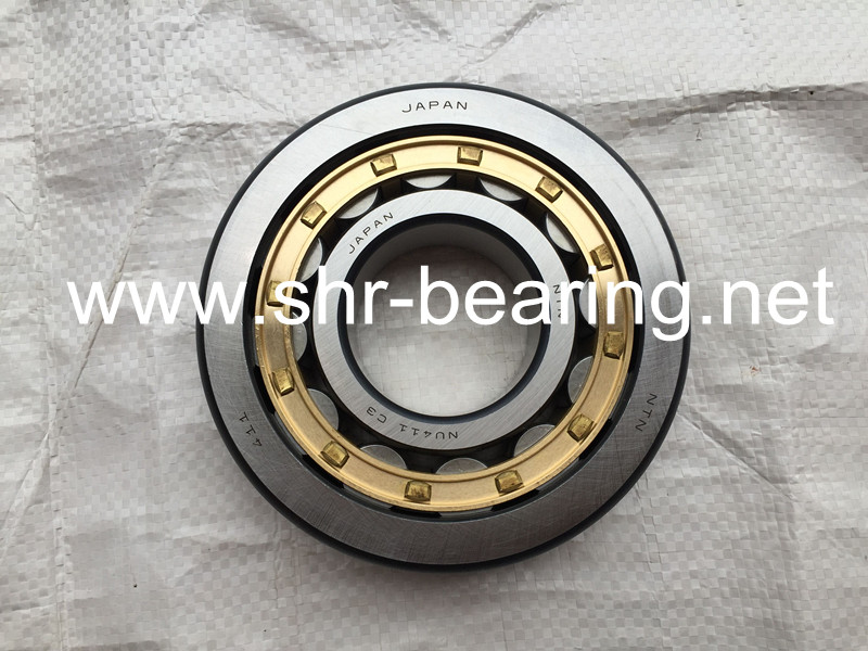 NTN NU411EM C3 roller bearings cylindrical bearing