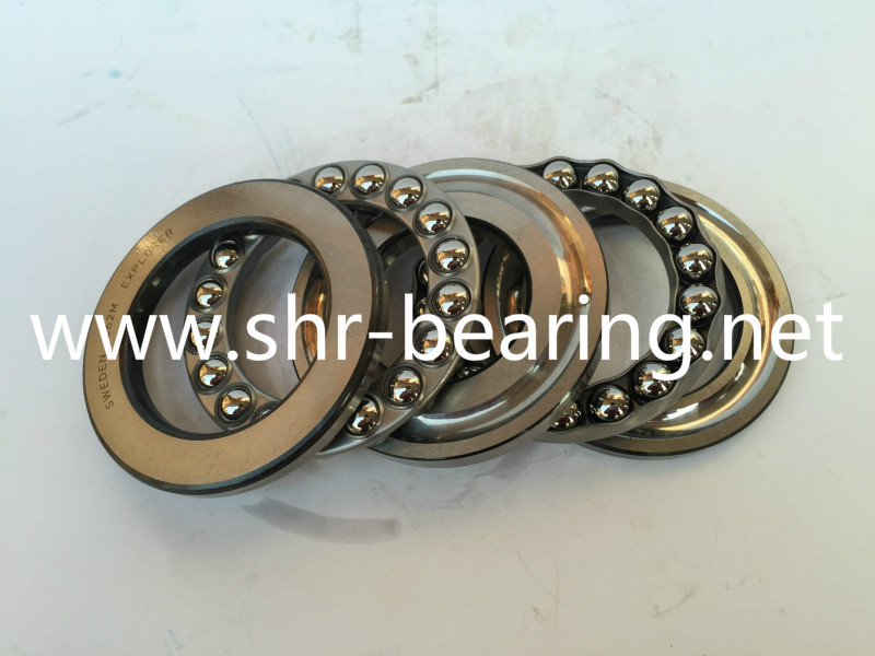 SYBR 52212 Washer Thrust Ball Bearing