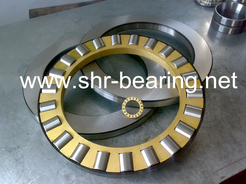 SYBR 81109 Flat roller bearings Machinery thrust roller bearing radial thrust bearing
