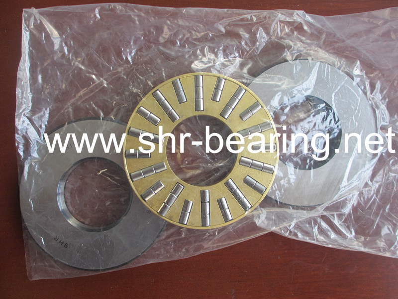 SYBR 87415 flat roller bearings thrust bearing washer