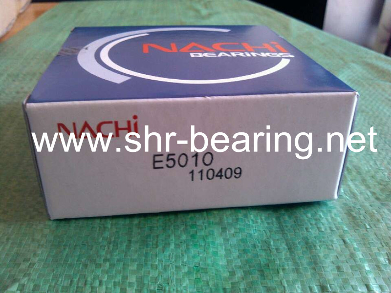 NACHI E5010NRNT Full complement Cylindrical Sheave Bearings