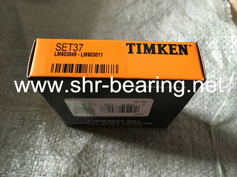 TIMKEN SET6 Tapered Roller Bearings LM67048/LM67010 auto bearing