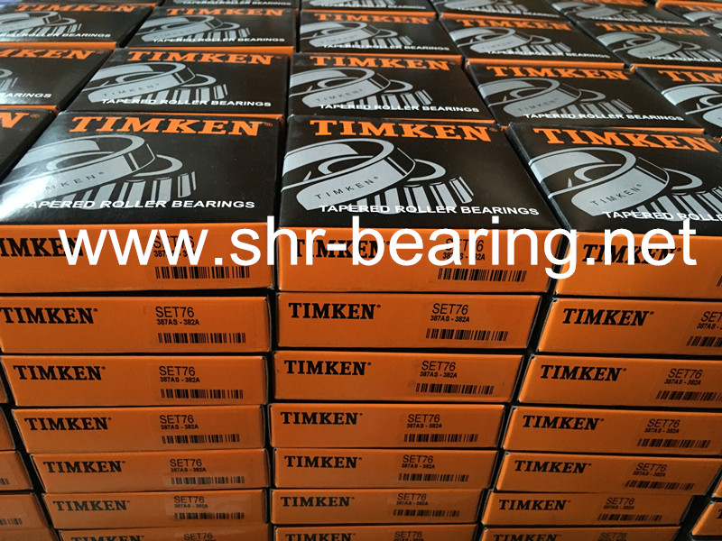 TIMKEN Trailer Bearings Tapered Roller Bearings SET4 L44649/44610