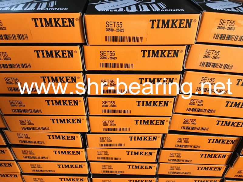 TIMKEN front wheel bearing LM48548/LM48510 tapered bearing SET5