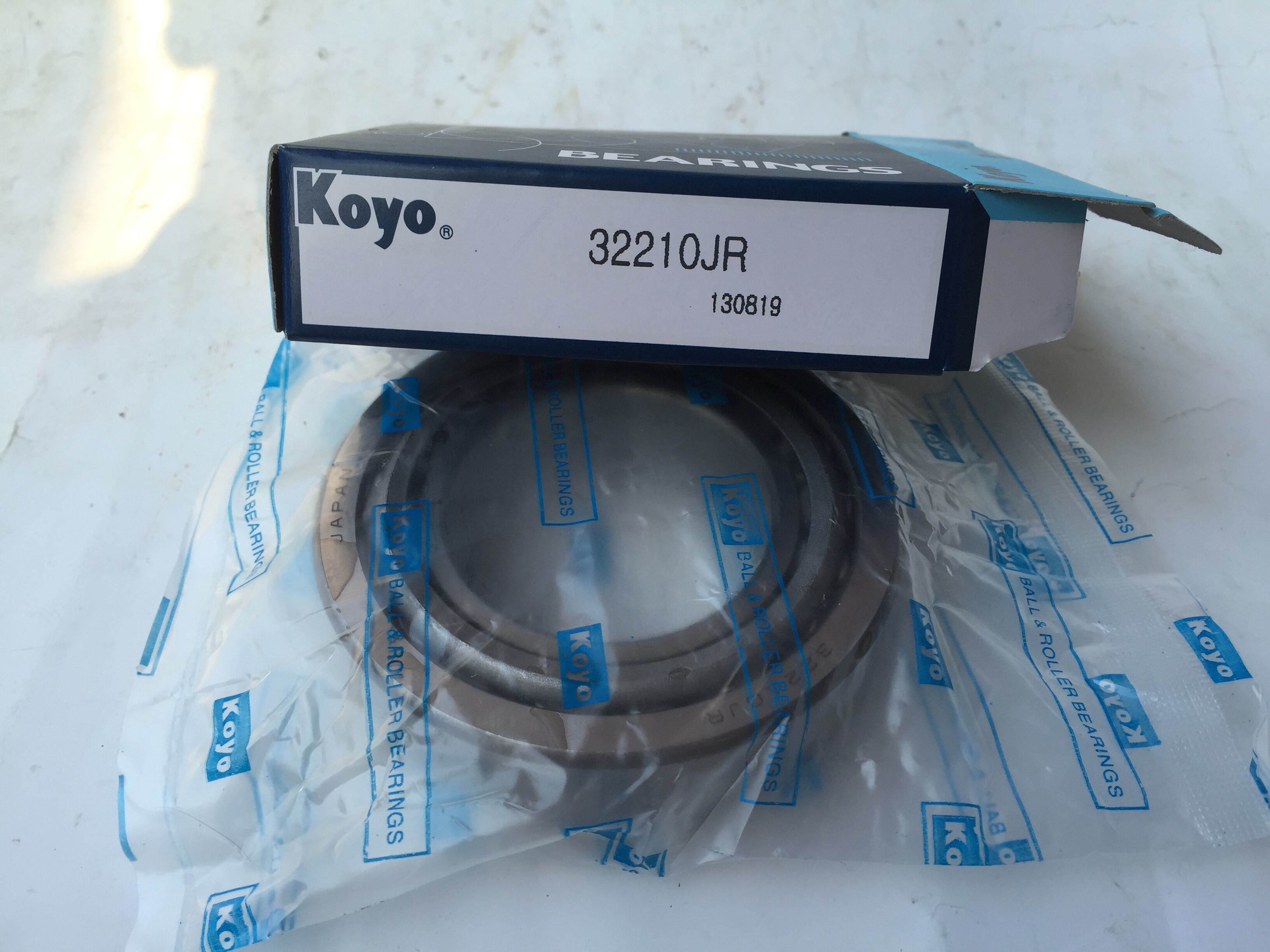 KOYO bearings 32210JR tapered roller bearings